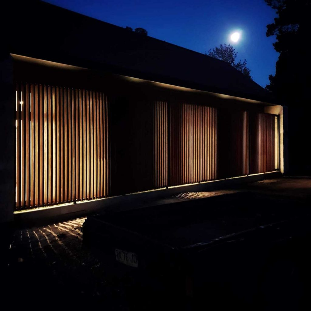 Tziallas Architects, Burradoo House, Bowral